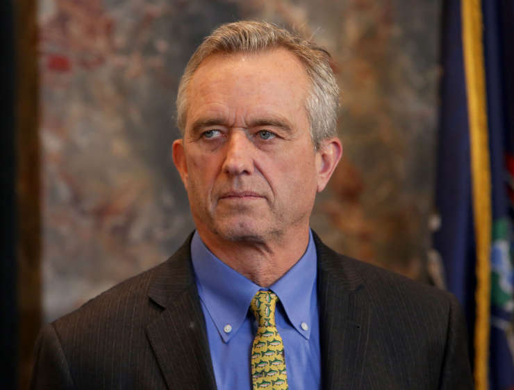 Kennedy Curse Sure Taking Its Sweet Time With RFK Jr.