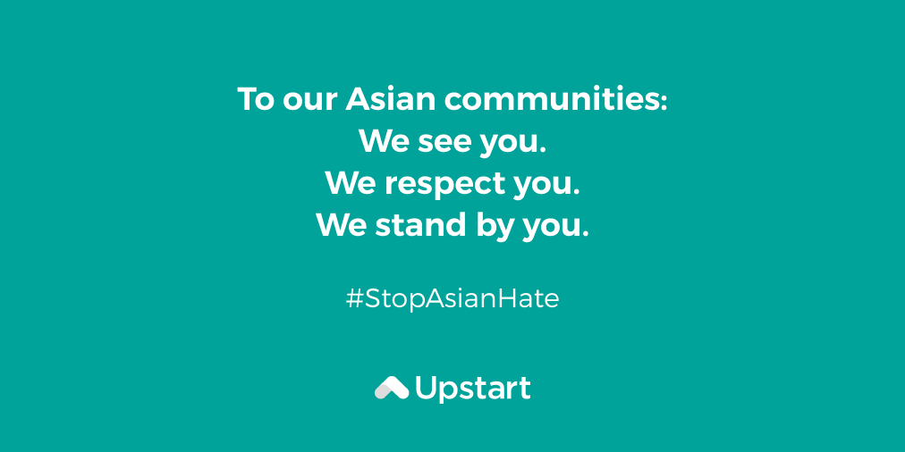 test Twitter Media - We stand in solidarity with the Asian community. #StopAsianHate https://t.co/TLwaHyJ1Zt