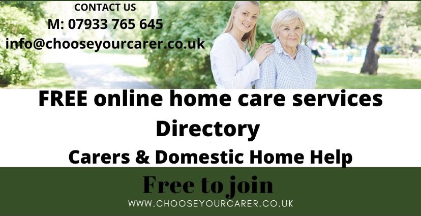 We are an online home care directory, we are always looking for more passionate providers, keen 2 make a difference. #HomeCare #Cleaning #HomeHelp #PetServices #sundayvibes #Free #Directory #Selfemployed #Selfeployedcarer #Selfemployedcleaner  #TuesdayMotivation
