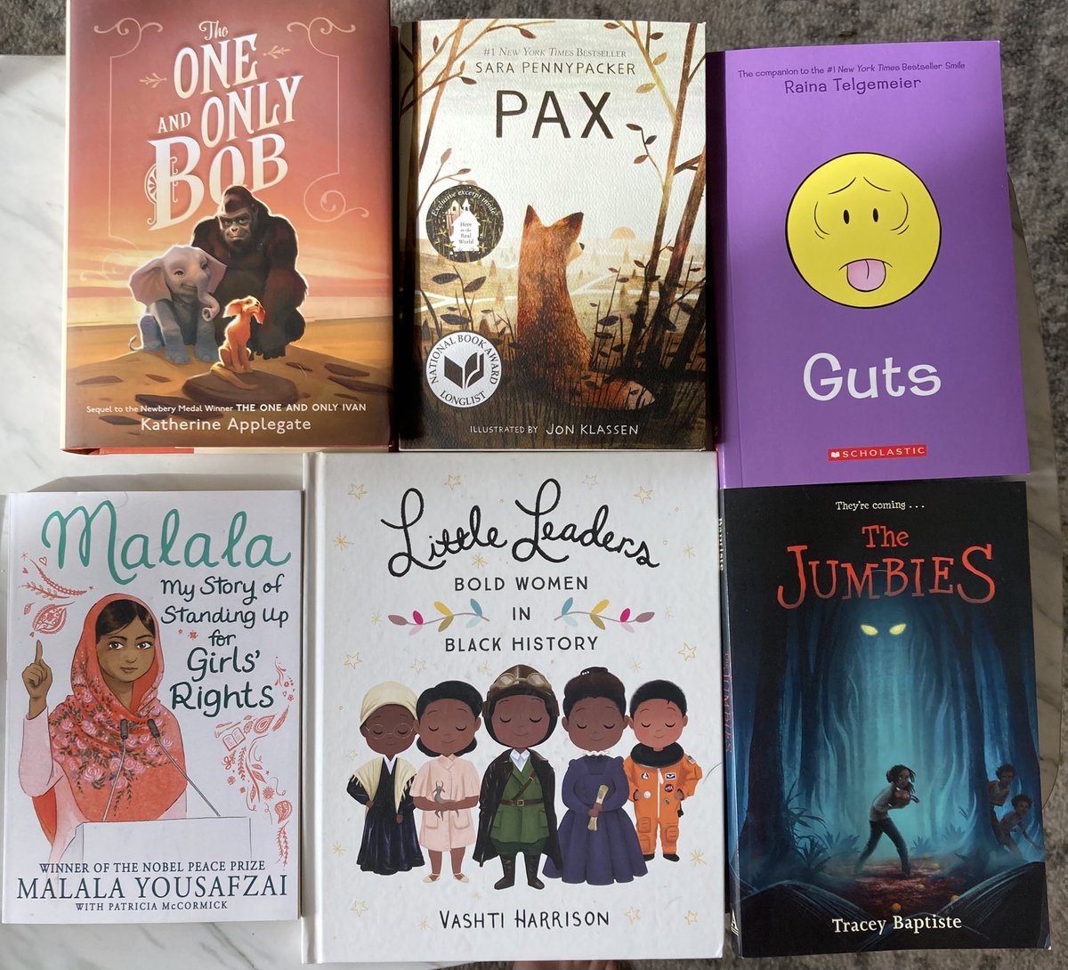 To celebrate #ReadAcrossAmericaDay and #WomensHistoryMonth, we're giving away a copy of each of our favorite books about women or by female authors! Just follow us and re-tweet this post for your chance to win! #WorldBookDay