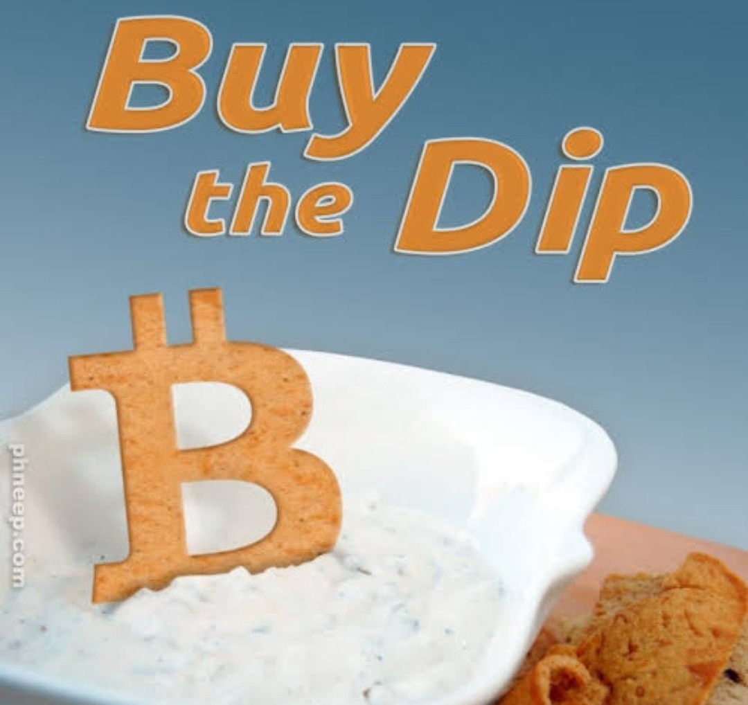 Woah. That's a nice one.  #buythedip #bitcoinnews #BULLISH