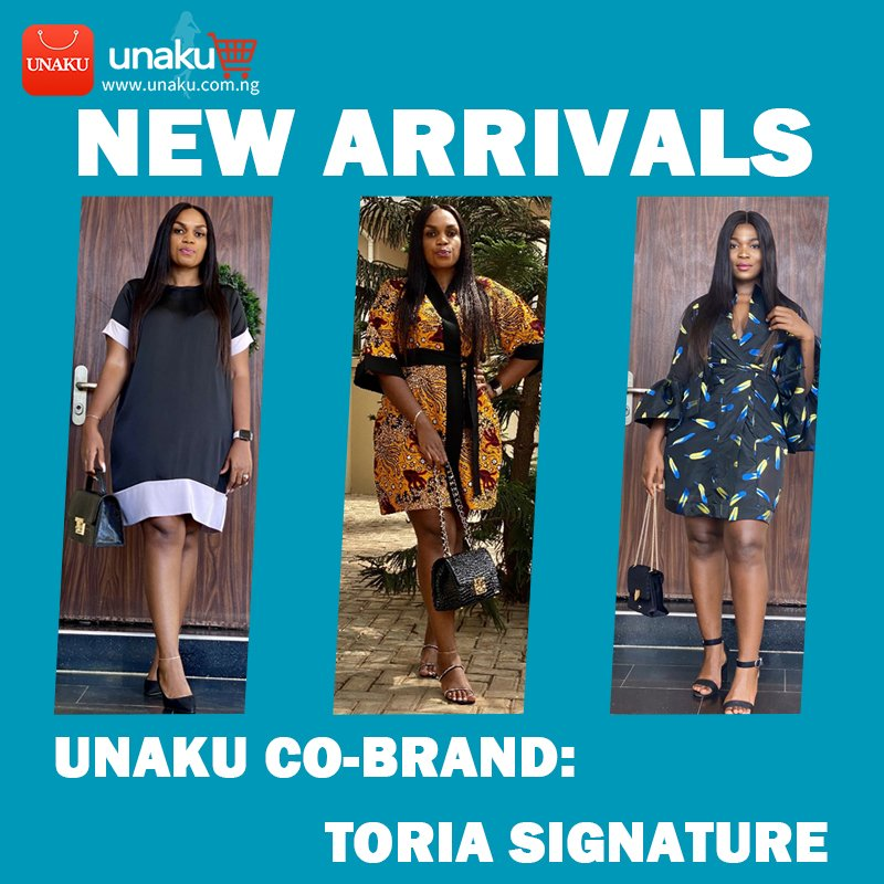 New arrivals of Unaku co-brand, come and take a look at original clothes.  Search: Toria signature Shop at   #newarrivals#fashion#ootd#newcollection#style#onlineshopping#shoplocal#new#shopping#instafashion#fashionblogger#fashionista#boutique