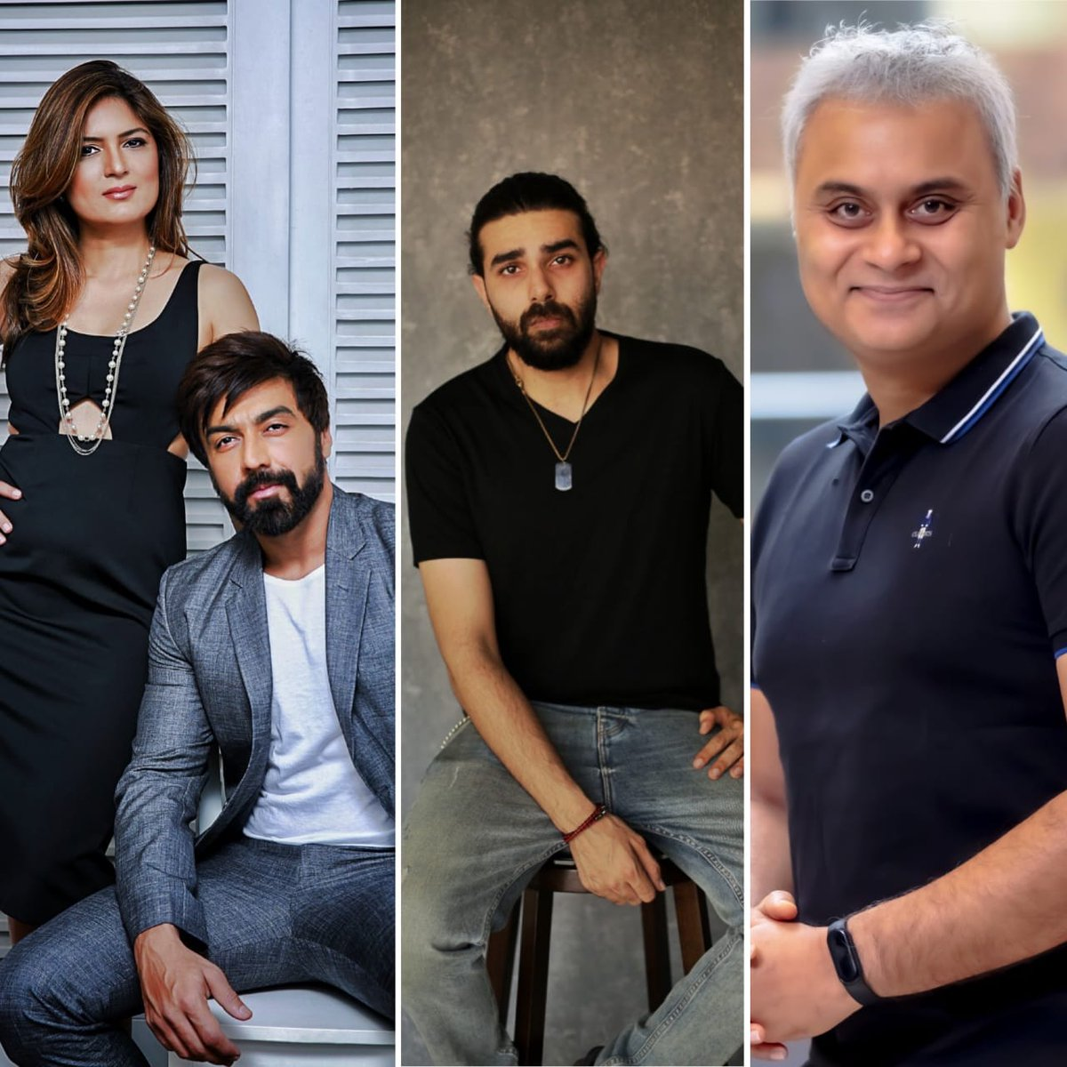 E-GAMING TOURNAMENT + AWARDS... Deepa Pardasany - Ashish Chowdhry [#HindustanTalkies] and Neeraj Roy [#Hungama] announce #IndianGamingLeague... E-sports league that hosts gaming tournaments online and offline... First 45-day tournament starts 15 March 2021... Yash Pariani is CEO.