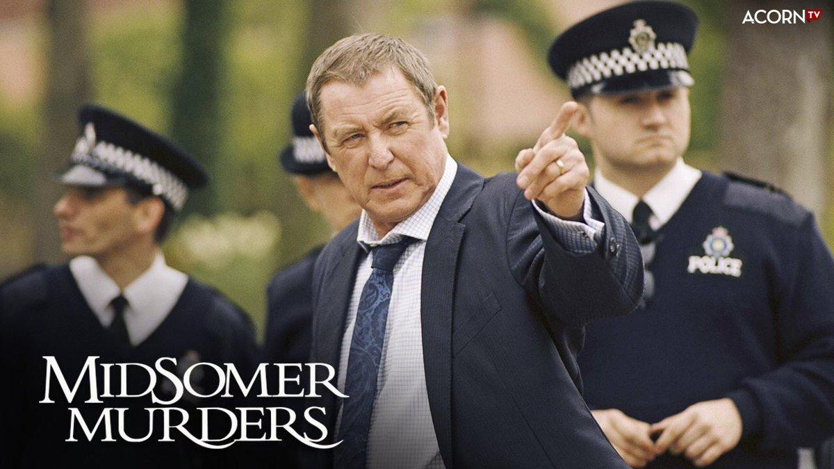 𝑴𝒊𝒅𝒔𝒐𝒎𝒆𝒓 𝑴𝒖𝒓𝒅𝒆𝒓𝒔 ¿Sabes por qué se fue Tom Barnaby del condado de Midsomer? ¡No fueron los asesinatos! El actor John Nettles decidió dejar la serie después de 13 años porque prefería dejar al personaje antes de desgastarlo. @AcornTVLATAM #Argentina #Chile #Mexico