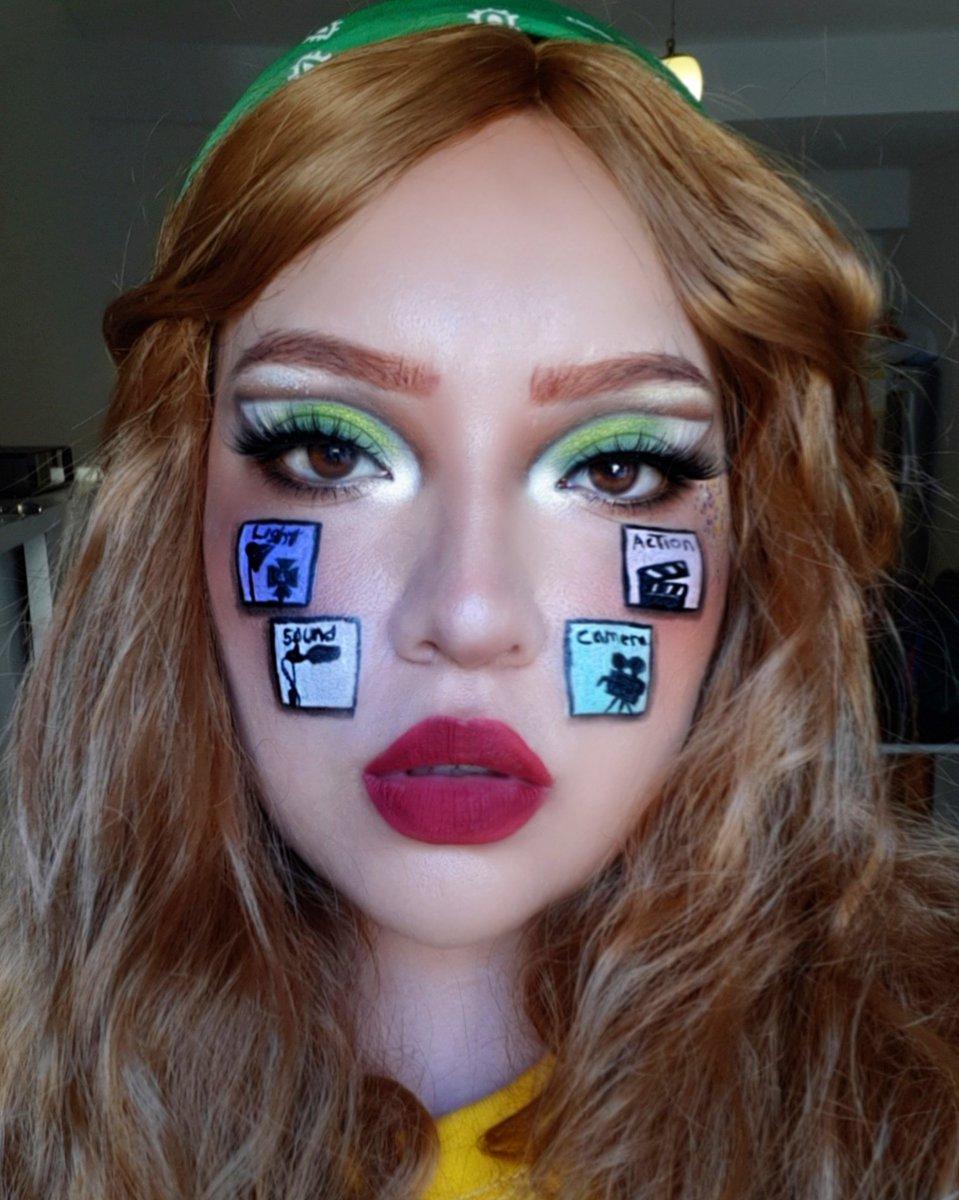 "Makeup inspired by ""Theory Of Love"" ♡  #makeup #beauty  #offjumpol #tumcial #off_tumcial #Gunatthaphan #gunatp #MikeChinnarat #white #theoryoflove #bl #thai #Argentina #offgun #เบบี๋ #Babii #ออฟกัน  @off_tumcial @AtthaphanP @mmikesiri @n_whitewo  Ig🌸"