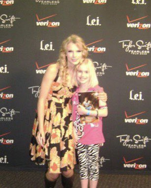 @taylornation13 my favorite is meeting Taylor at the first night of the fearless tour!! I'll never forget it 💛💛 #TaylorsVersion #TaylorSwift #FearlessTaylorsVersion #WeWereBothYoung #LoveStoryTaylorsVersion