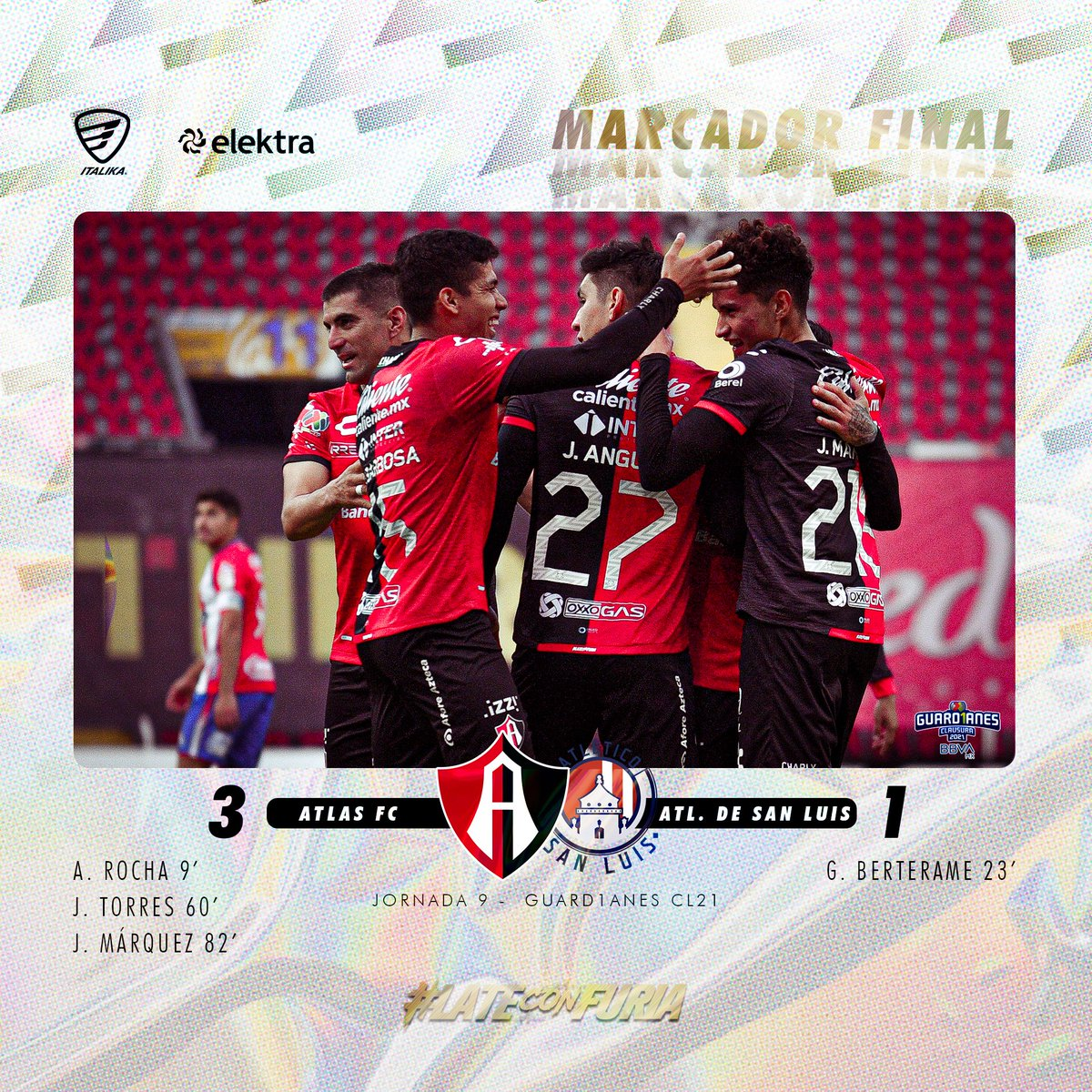 @atlasfc's photo on Victoria