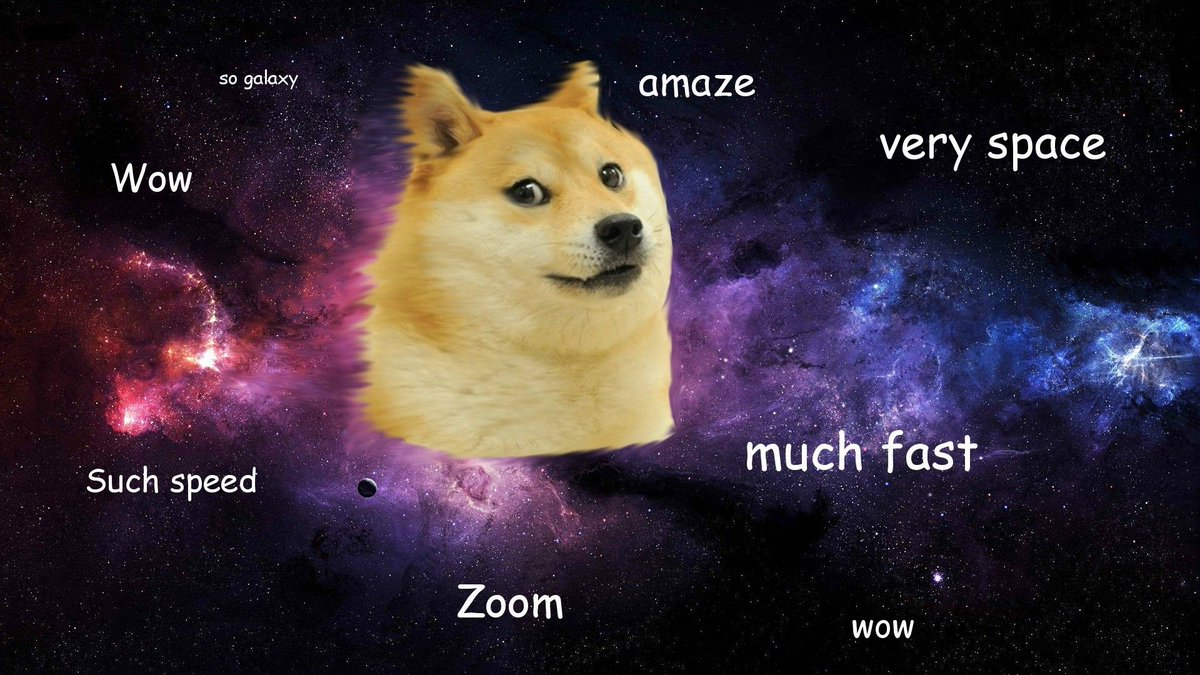 I LOVE #dogecoin and the #dogearmy -  Just like family. We're in this together!  #DoOnlyGoodEveryday Remember, the market favors those who #HOLD