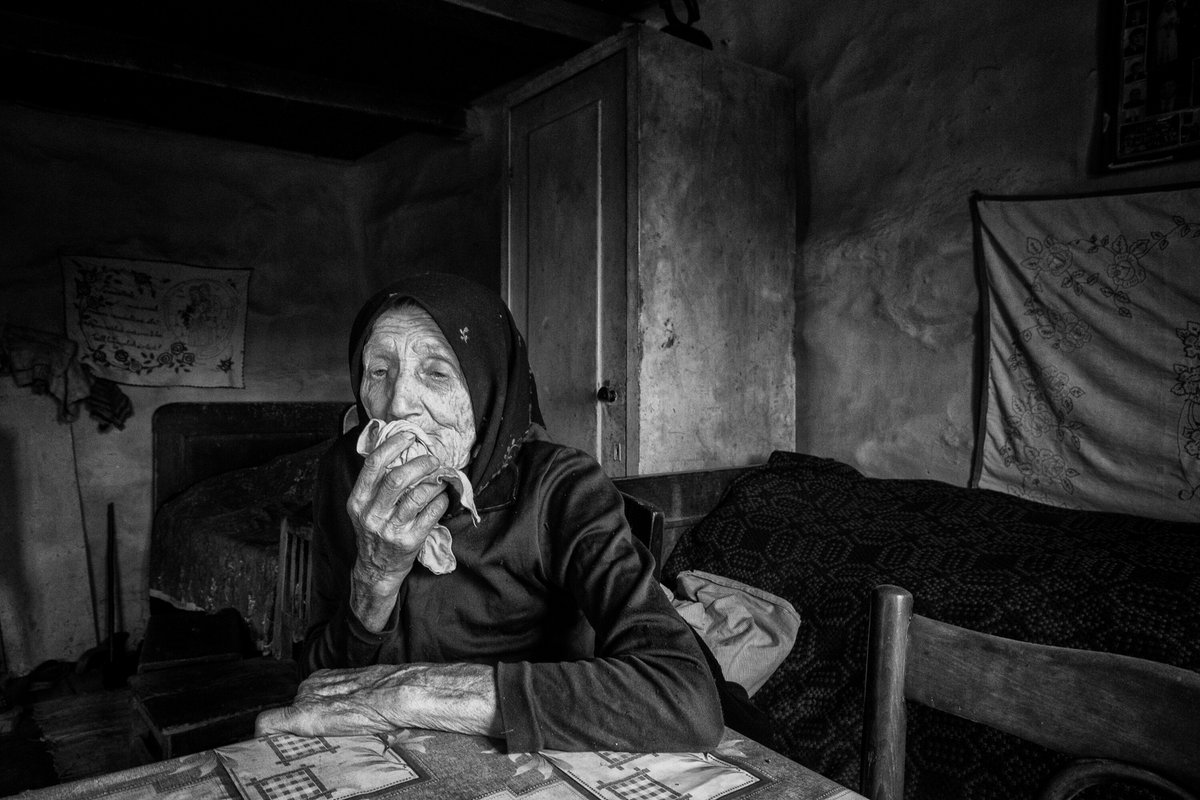 Left behind present -  By Zoran Toldi Published on the Prime Gallery @  #Black #Blackandwhite #Monochrome #Darkness #Monochromephotography Let's spread beauty, Please RT #100ASAOfficial