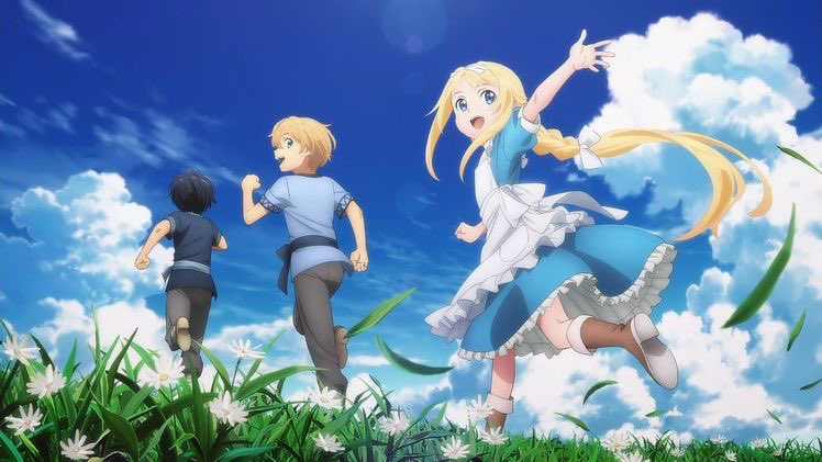 Days of their youth #SwordArtOnline #sao_anime