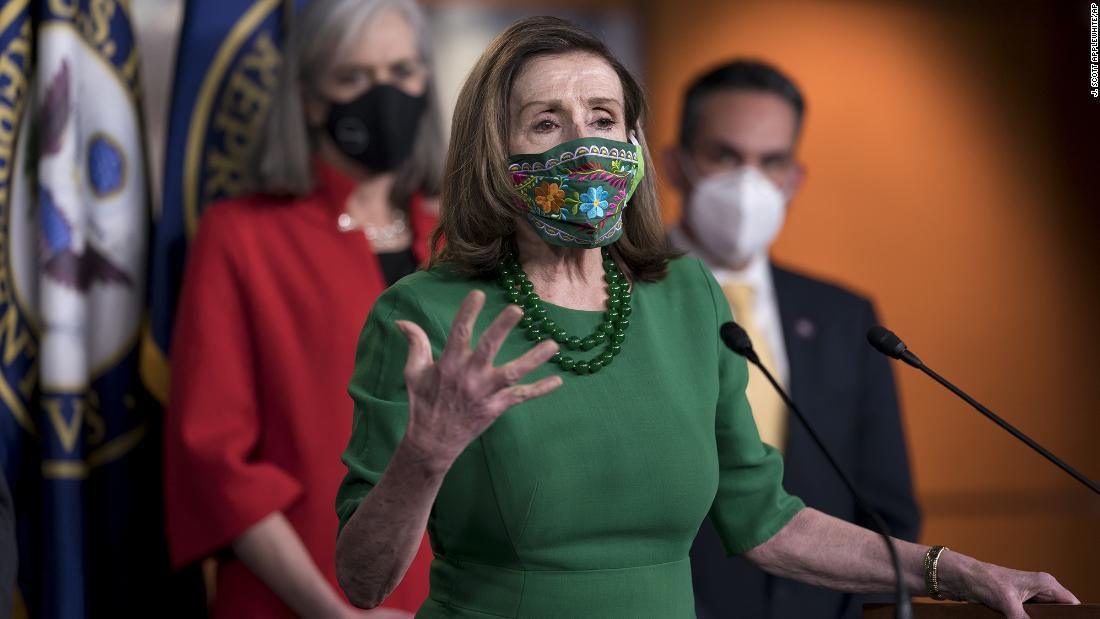 ALERT: Pelosi's office says 2 controversial projects will be pulled from Covid bill - Global Pandemic News | #Coronavirus #COVID19 #Protests -