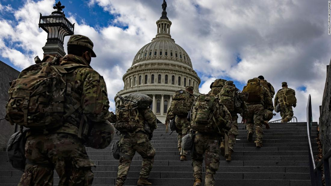 ALERT: Military leaders are prepared to defend Pentagon response to Capitol riot at hearing - Global Pandemic News | #Coronavirus #COVID19 #Protests -