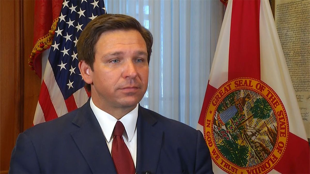 Did I just hear Ron DeSantis is now facing bipartisan criticism along with calls for a federal investigation after FL set up invitation-only Covid-19 vaccination clinics at upscale communities? #DeathSantis #COVIDIOT