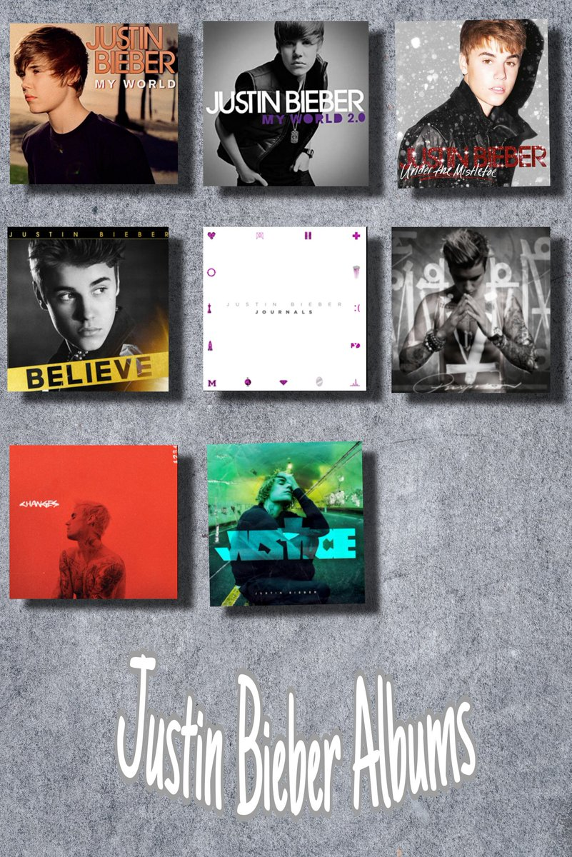 """What was y'all favorite album, single and movie? My favorite album was Journals, favorite single was """"fall"""", favorite movie was Never say never.  #justinbieber #2010s #music #trending #belieber #belieber #believe #tbt"""