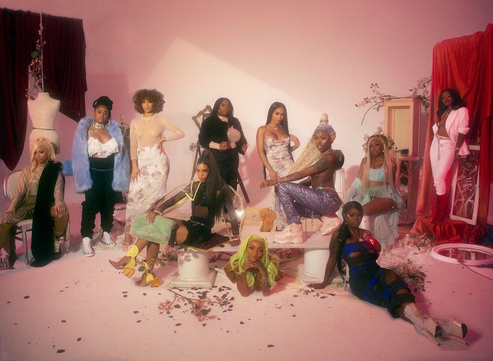 Today in 2019, @papermagazine's female rap edition was released.  It featured @AsianDaBrattt, @balionabeatt, @bristeves, City Girls (@YungMiami305), @CubanDaSavage, @dreezydreezy, @kamaiyah, @MaliibuMiitch, @Melii, @Rico_nastyy and @Saweetie