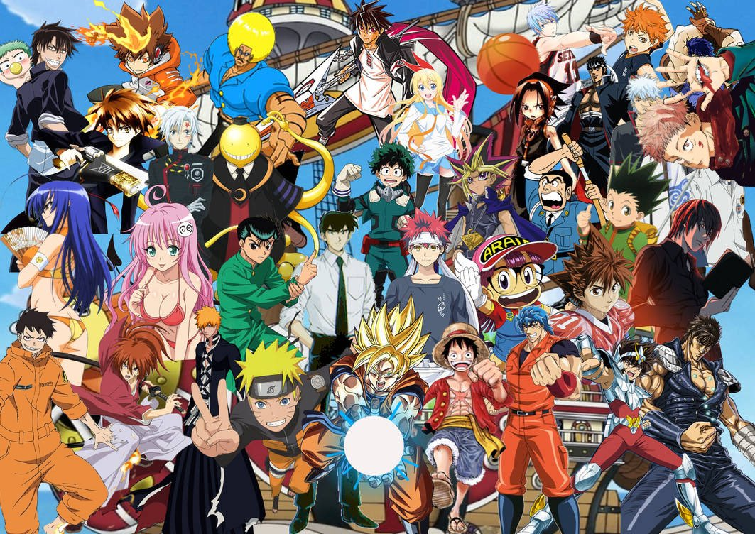 WHAT ANIMES NEED A CROSSOVER? #Anime #AnimeDisscussion #Crossover #Dbz #Naruto #Onepiece #Bleach #FireForce #HunterXHunter #Bleach #JujustuKaisen #Viral