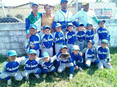Solicito apoyo para este grupo de niños que practican #béisbol -Llaneros de Guanarito 🇻🇪- categoría preparatorio y semillitas, implementos deportivos: Pelotas, chingalas, caretas, zapatos, bates etc. Fueron subcampeones de los Juegos Nacionales de Preescolar 2019. RT por ellos 💙