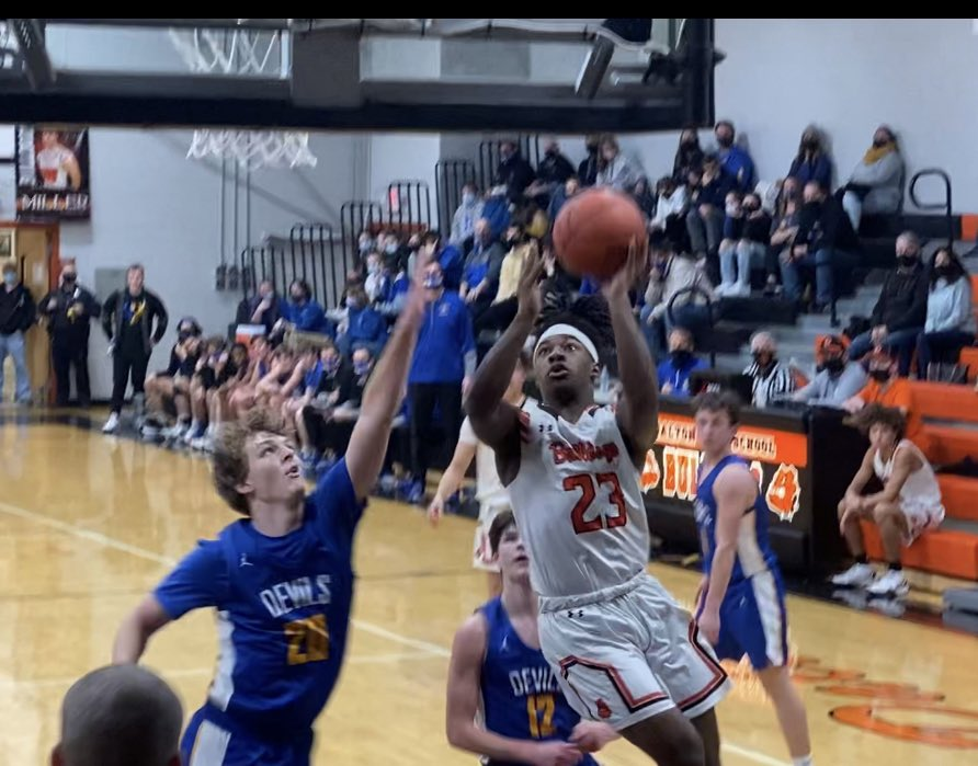 In Tuesday night's featured playoff game, Dalton earned an 88-71 victory over Independence to advance to the district final.  Check out the highlights below, including performances from Jalen Wenger, Ezra Miller, Kyle Zygmunt, Ace Buckner, and others!  🎥: