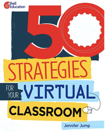 50 Strategies for a Virtual Classroom is a great resource for teachers to spice things up in the last few months of school.  Are you interested in ordering or receiving a sample? Message me or email me at michelle@sharzer.com #virtuallearning #sample #NYC