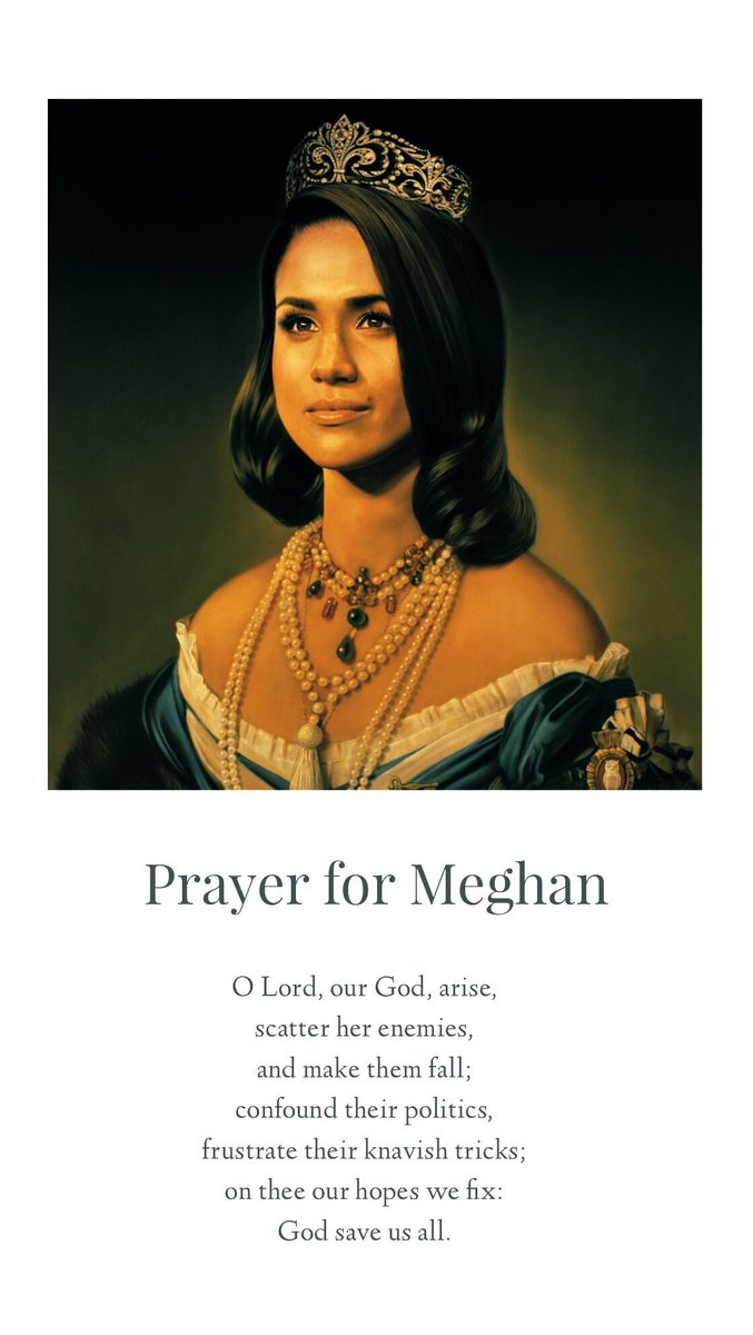 #LentenJourney Day 12/40  Prayer for #PrinceHarry & #MeghanMarkle #SussexPrayerChain