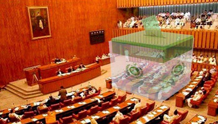 اسلام آباد: سینیٹ انتخابات کیلئے پولنگ کا وقت شروع #Islamabad #ECP  #Hold #SenateElections #Today @pmln_org @MediaCellPPP @PTIofficial @SenatePakistan @MoIB_Official @GovtofPakistan #Pakistan