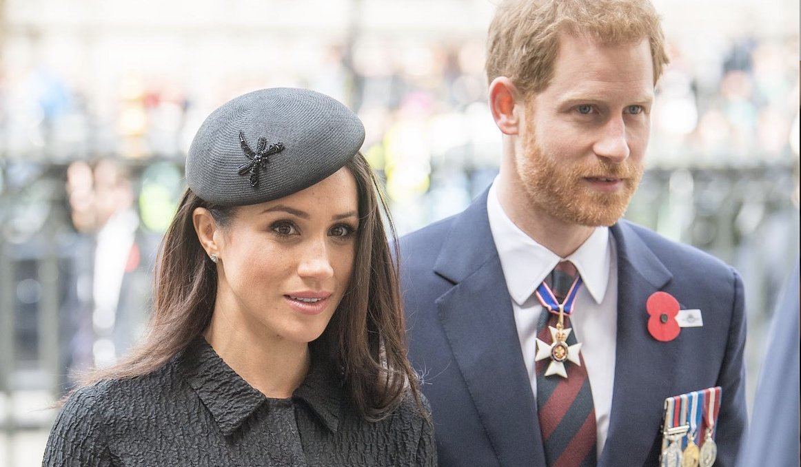 """Meghan Markle's representative is addressing claims that she bullied royal staffers: """"The Duchess is saddened by this latest attack on her character."""""""