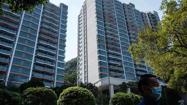 Hong Kong House Costs a Record $2 Million a Year to Rent Photo