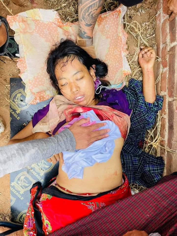 @washingtonpost Myanmar. People   Help me Help me Help me https://t.co/tB88KkM8Vk