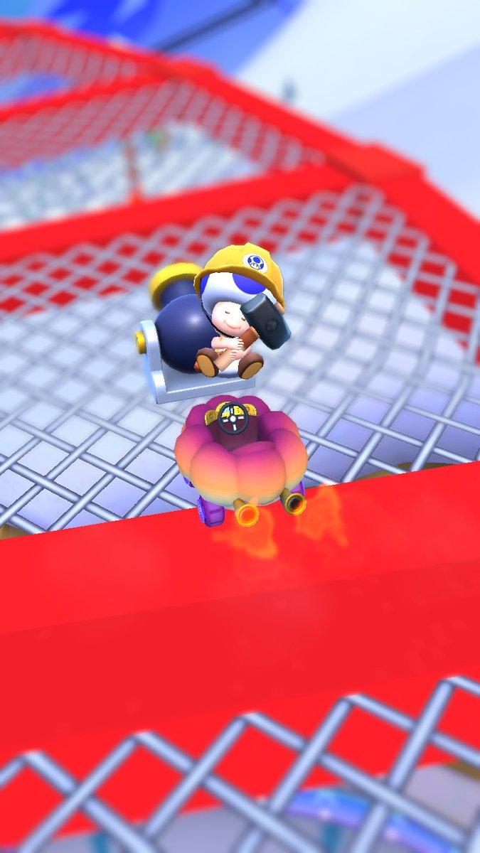 test ツイッターメディア - #マリオカートツアー #マリカツショット #WiiDKスノーボードクロスX このキノピオえちえちじゃね?w https://t.co/kx2xD8f59X