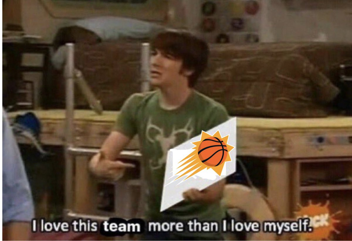 @Suns -2nd seed in the west -Even the refs can't stop us -We closed most of that game with our best players on the bench -See below https://t.co/TRbUlLYoFS