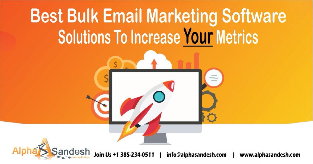Choose The Best Bulk Email Marketing Software To Improve Profit And Sales.  #emailmarketing #emails #emailsecurity #emaillist #bulkemail #wednesdaythought #OishiSummer2021xBrightWin #auspol #SathyamevaJayathe #XiaoZhan #modi_jawab_do #COVID19 #SoulofaNation #WorldWildlifeDay2021