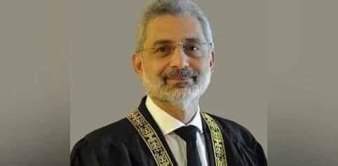 He is #Honest #Upright #Brave #Patriot #Dignified #Clean #Transparent  He is #Constitutional #Guard He is #Honour of #Pakistan He is #Beaconhouse of #Hope  #IStandWithJusticeQazi on exposing the filth of #Gutter in our institutions.