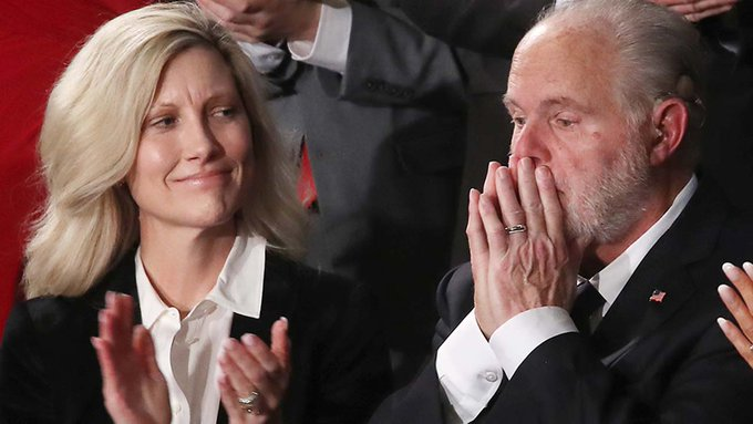 Kathryn Limbaugh gives update after late husband Rush Limbaugh laid to rest Photo