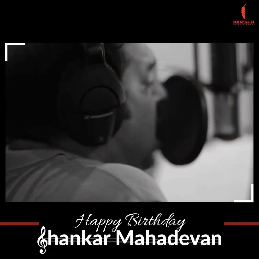 His music and songs never fail to mesmerize Indiawaale! 🤩 Wishing the maestro, a very Happy Birthday! @Shankar_Live   #HappyBirthdayShankarMahadevan #ShankarMahadevan
