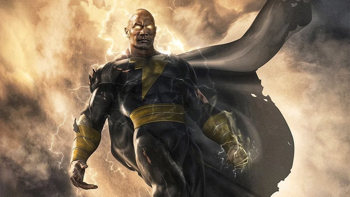 #BlackAdam  starts filming in a month (Discussingfilm)   #Games #twitter #instagram #instagood #movies #film #photooftheday #actor #entertainment #gaming #gamers #love #influencer #netflix #retweet #f4f #followforfollowback #like #l4l #hollywood #THEROCK #dccomics