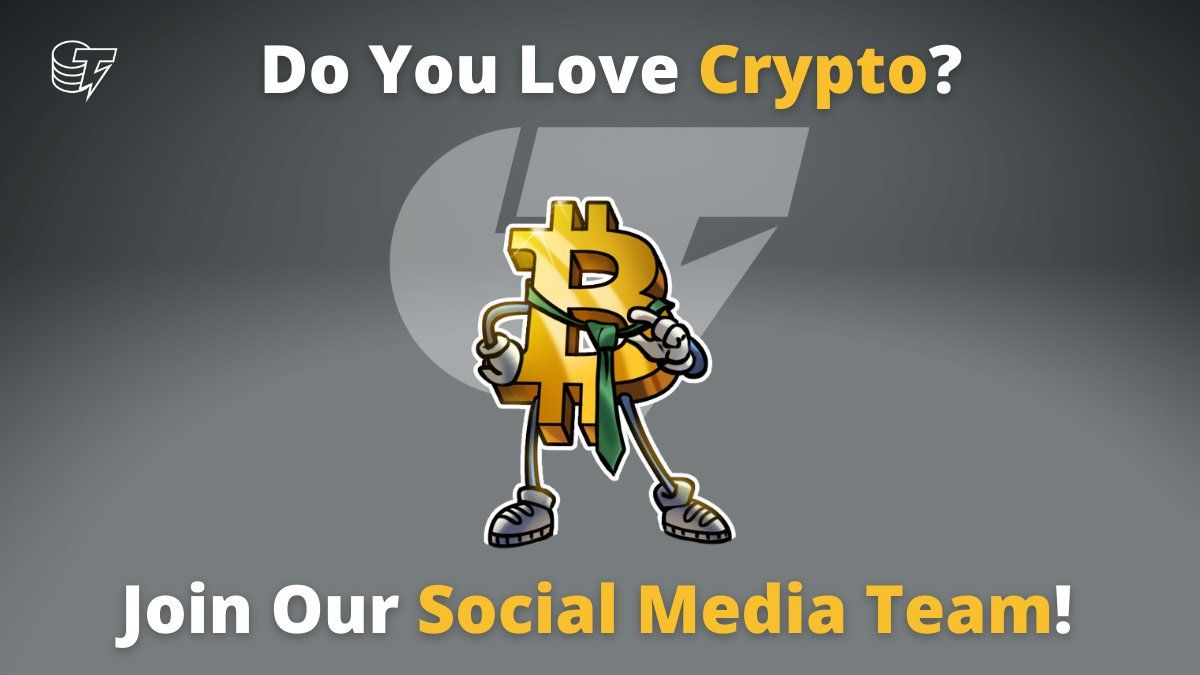 Hey you.  Cointelegraph's social media team is looking for candidates who have a passion for crypto, social media, and creativity.  If you are located in Europe, the Middle East, Asia, or Africa, apply today!