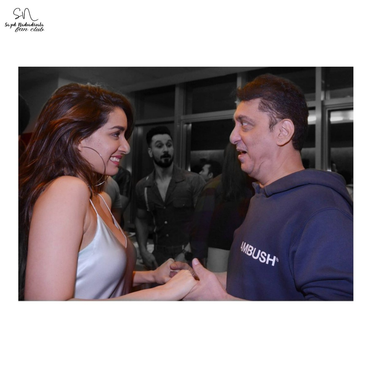 Happy Birthday to the one with a kindest heart, a smile that could make anyone's day and the prettiest eyes that sparkle inside out❤️❤️❤️  @ShraddhaKapoor  #SajidNadiadwala  #HappyBirthdayShraddhaKapoor