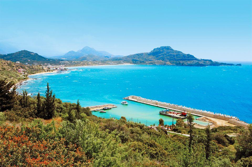 Nyhed! Apollo åbner for rejser til byen Plakias på Kreta https://t.co/HBqUHXHjzZ https://t.co/FRPahTNtre