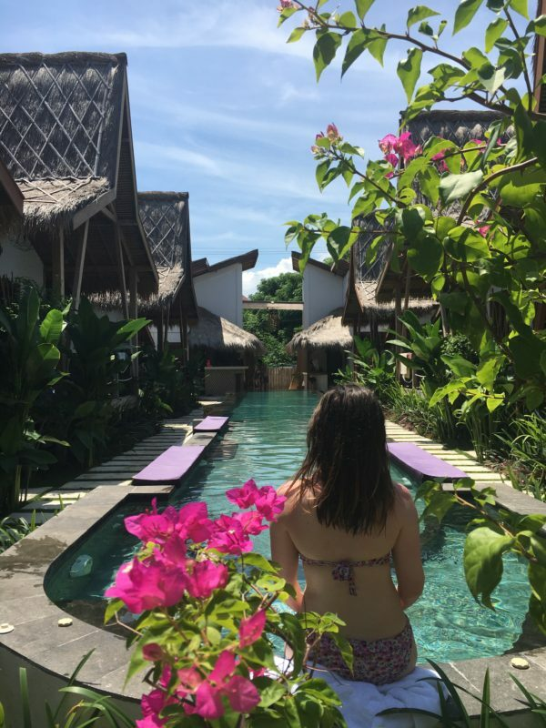 Off to #GillyT soon? I strongly recommend a visit to Kaleydo Luxury Boutique Villas #Bali #Travel #LuxuryVilla