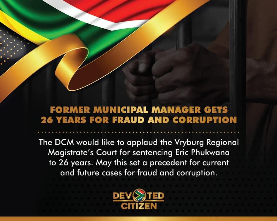 Corruption is a Crime! With a strong and impartial judicial system, we can eradicate it.   #DevotedCitizen #leadership #heartofservanthood #communitybuilder #loveforcountry #integrity