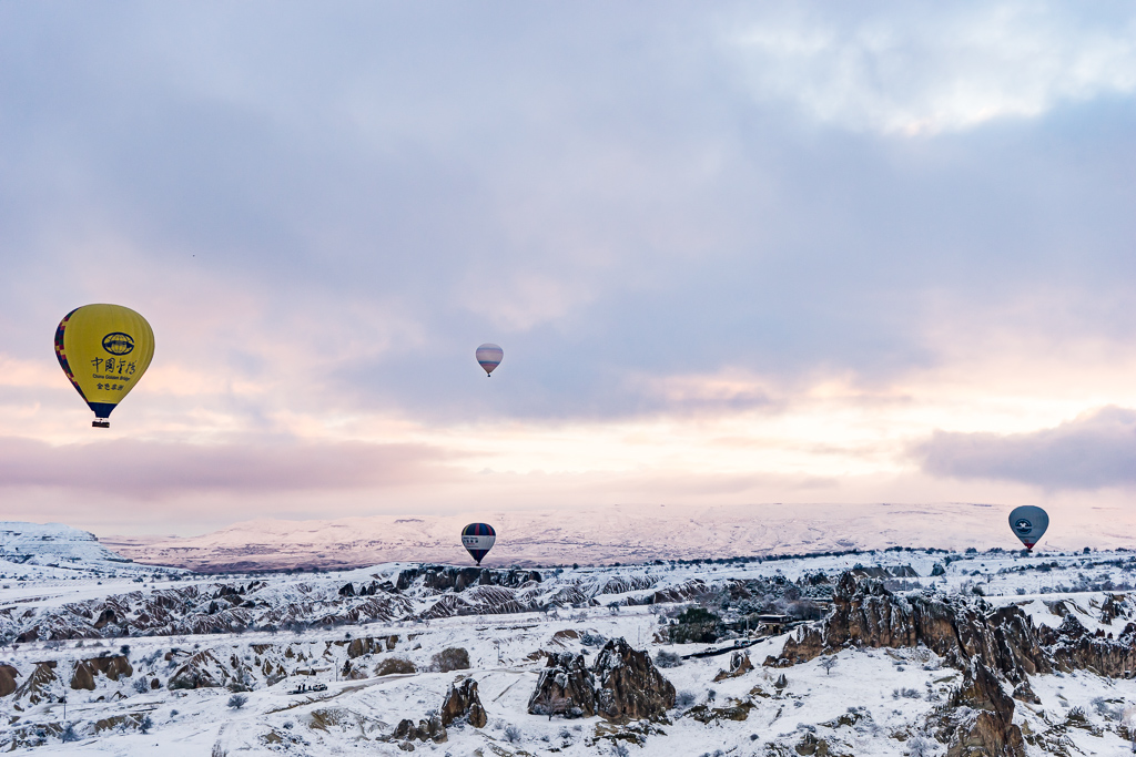 Experience Cappadocia & Pamukkale in Three Days #travel  #middleeast