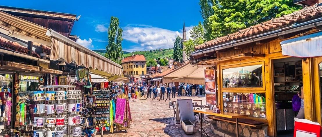 @flydubai launches service to #Sarajevo and #tbilisi   #travel #flights #holidays
