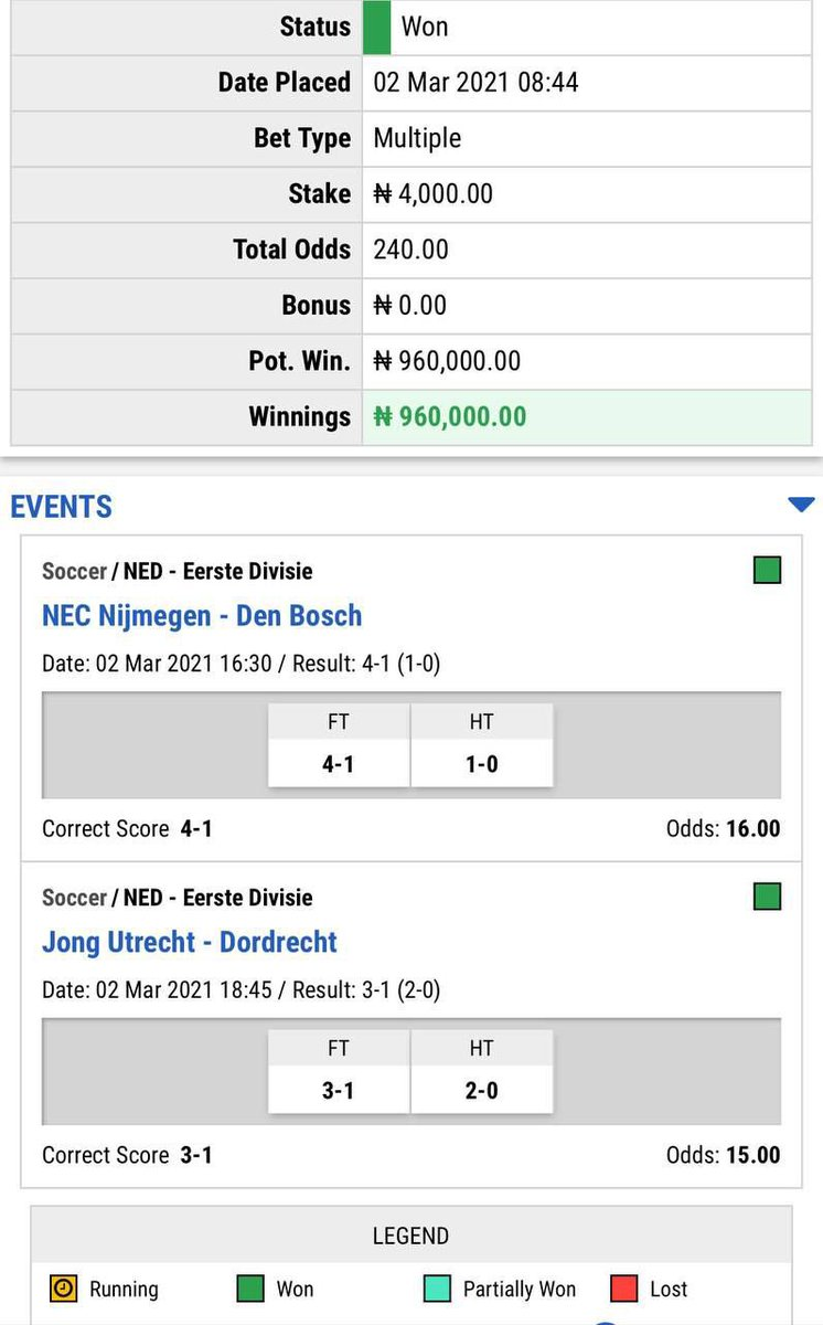 @CHRISFIXEDODD Good morning @CHRISFIXEDODD Am happy I participated in yesterdays games. It came successful as usual. More wins to come Mr betlegend  #SaturdayMotivation #sundayighoho #Jonathan #OperationBurst #CHEMUN #Kane #End1999Constitution #TontoDike #TheDSS #Davido