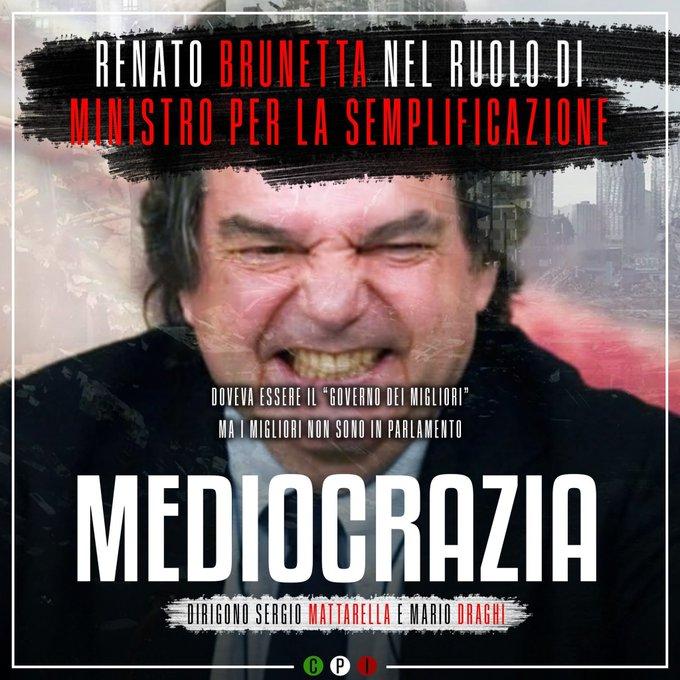 #Brunetta