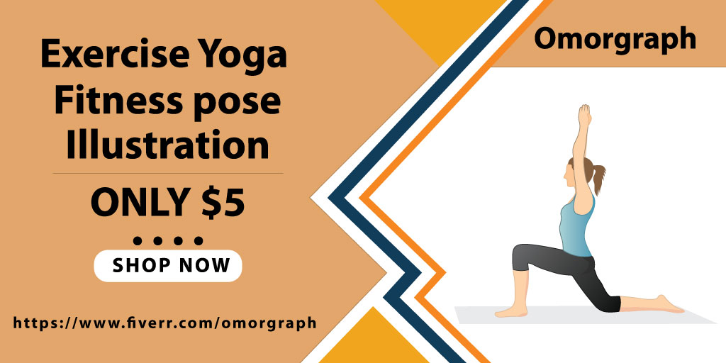 Check out my Gig on Fiverr: I will draw workout, exercise, yoga, fitness pose illustration    #girl #love #like #follow #instagood #cute #photooftheday #style #beautiful #fashion #smile #happy #me #beauty #picoftheday #model #photography #selfie