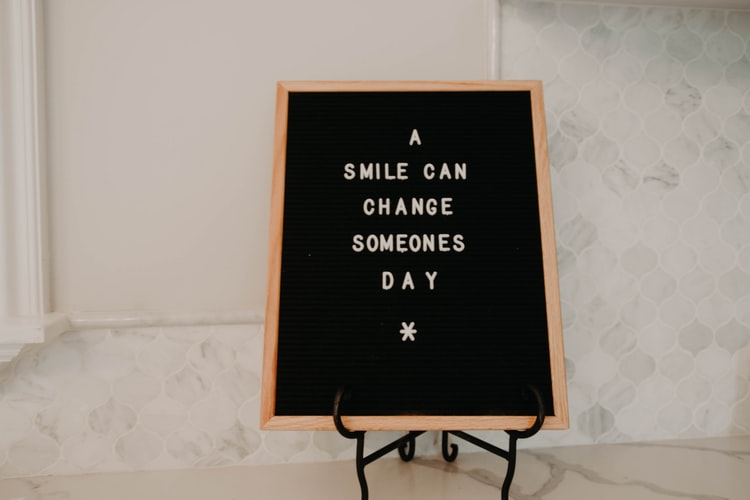 Positive Thinking! 💫 💭  We know things are feeling a bit bleak at the moment, so it's more important than ever to look after each other. ✨  It's nice to be nice. ❤️  #BeKind #Smile #HawkExpress