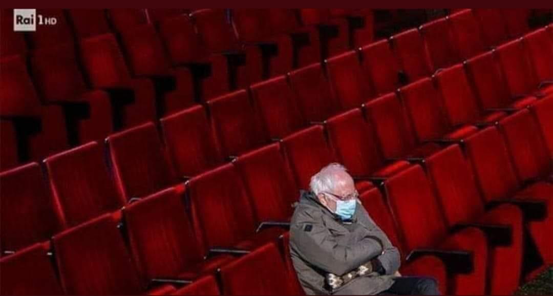 La situa #sanremo2021 #Berniememes #BernieSanders