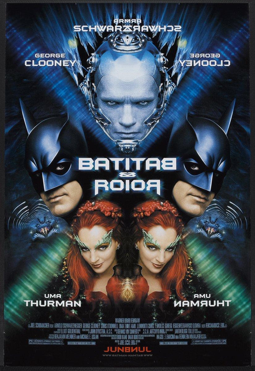 Batman & Batman #BatmanAMovie