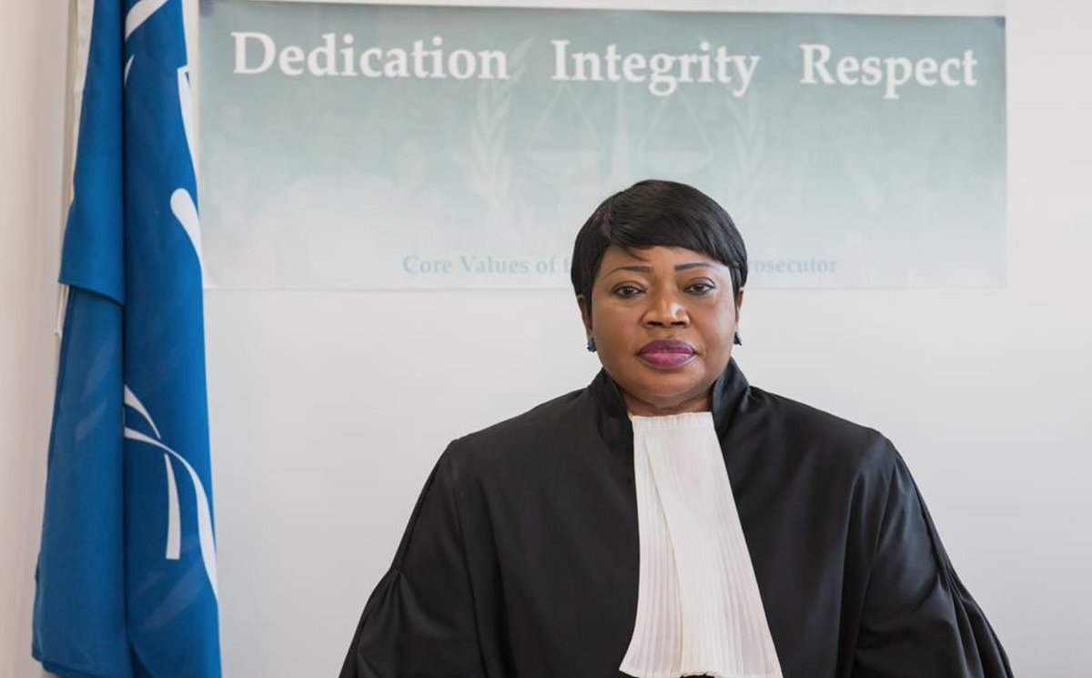 🚨Big news out the Hague: ICC prosecutor opens #Palestine investigation, bringing Israeli and Palestinian victims of serious crimes one step closer to obtaining a measure of justice that has for too long eluded them.