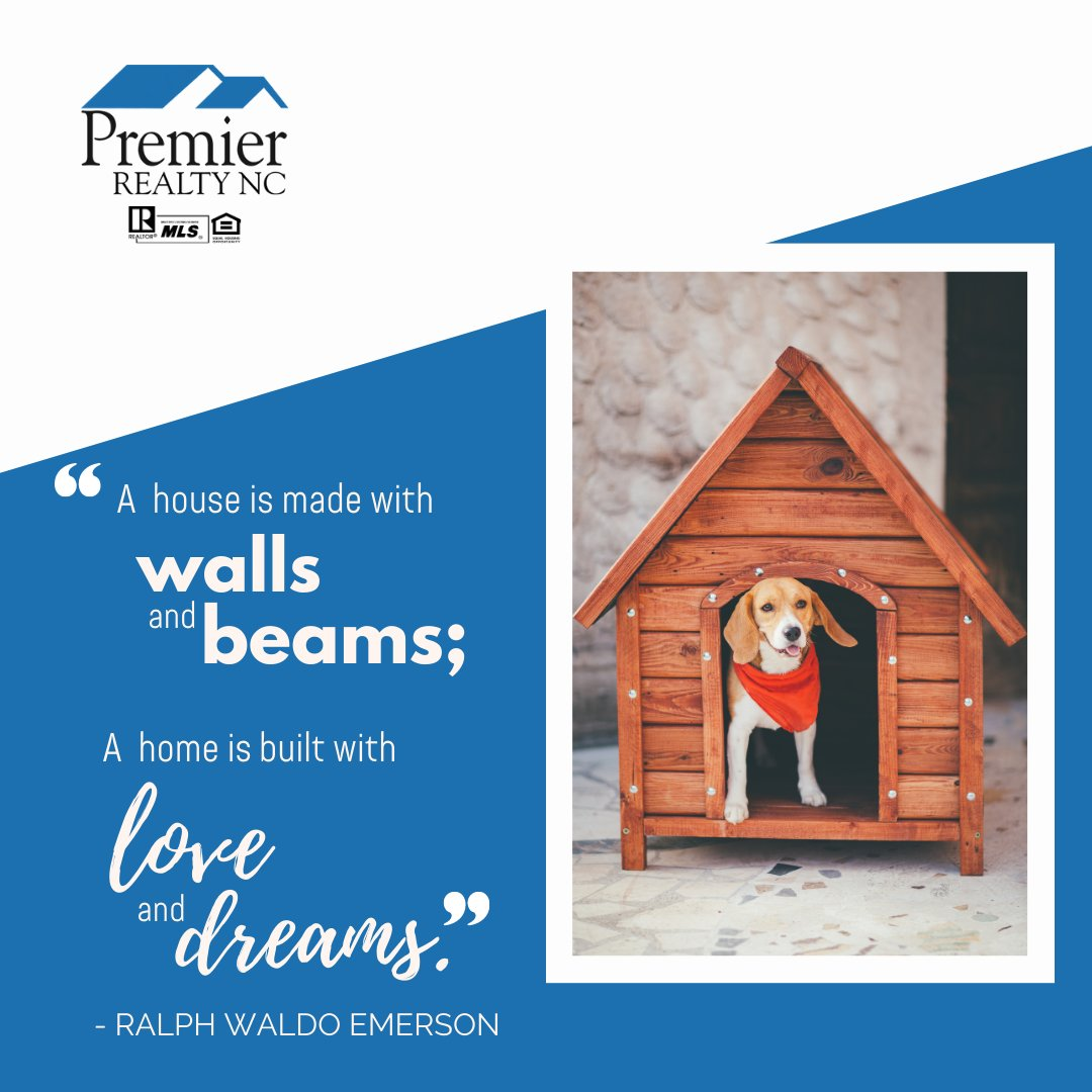 As you probably already know, houses are selling fast! 🏡Don't let your dream home get swept from under your feet! Call Premier Realty NC at (336) 998-7777 to get your current house sold and get your foot in the door of the house of your dreams.☁️  #realestate #cute #funny #home